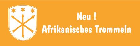 NEU! Afrikanisches Trommeln