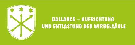 BALLANCE – Aufrichtung und Entlastung der Wirbelsäule