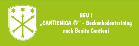 "NEU! ""CANTIENICA ®"" – Beckenbodentraining nach Benita Cantieni"