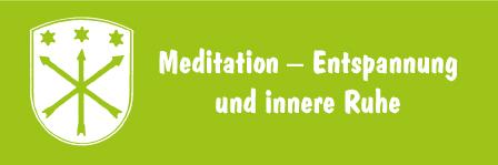 Meditation – Entspannung und innere Ruhe