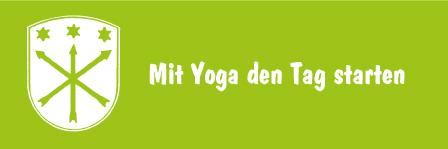Mit Yoga den Tag starten
