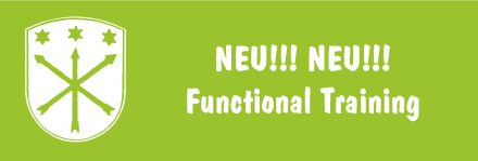 "NEU!!! NEU!!! ""Functional Training"""
