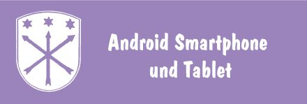 Android Smartphone und Tablet