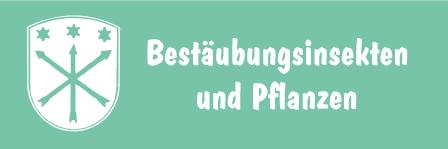 Bestäubungsinsekten und Pflanzen