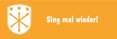 Sing mal wieder!